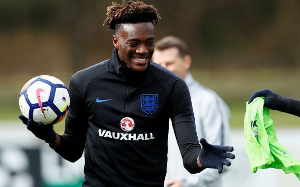 Abraham Has Lots Of Quality, Many Goals To Offer England - Southgate