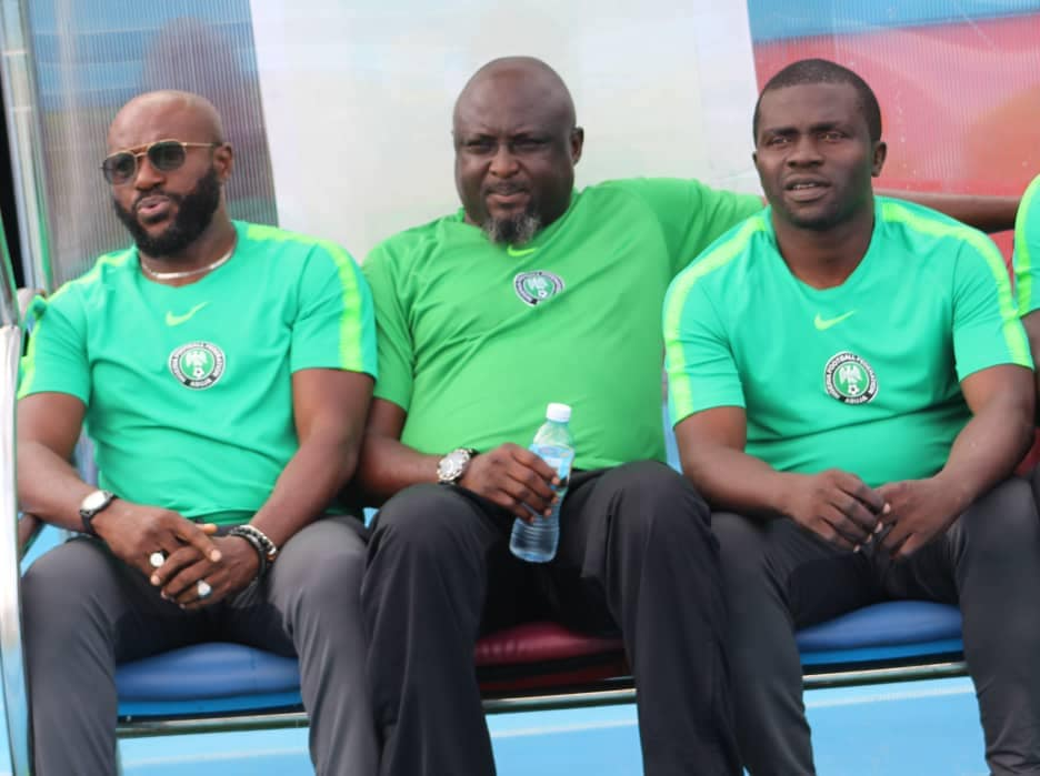 Amapakabo Turns Olympic Eagles' Focus Towards U23 AFCON In Egypt