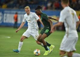 Aribo Relishes Scoring On Debut With Nigeria, Sets Sight On More