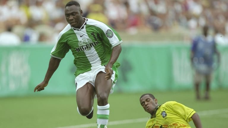 Brazil Match Will Distract Eagles From AFCON 2021 Qualifiers – Amokachi