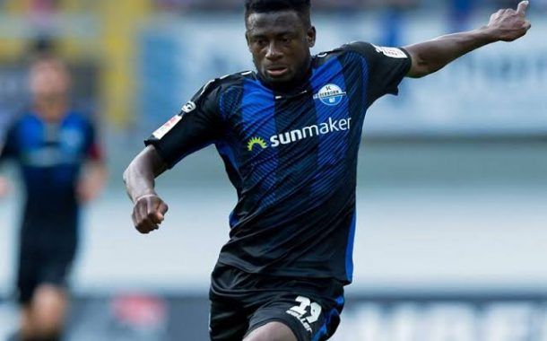 Collins: I Must Be Very Alert While Playing In Geman Bundesliga