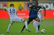 Jamilu Collins Sets New Dribbling Record In German Bundesliga