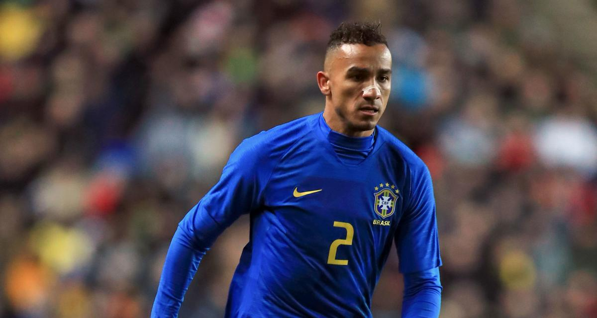 Danilo Ruled Out Of Samba Boys' International Friendly Against Eagles
