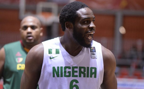 Diogu Takes Delight In D'Tigers' 2020 Olympic Games' Automatic Ticket