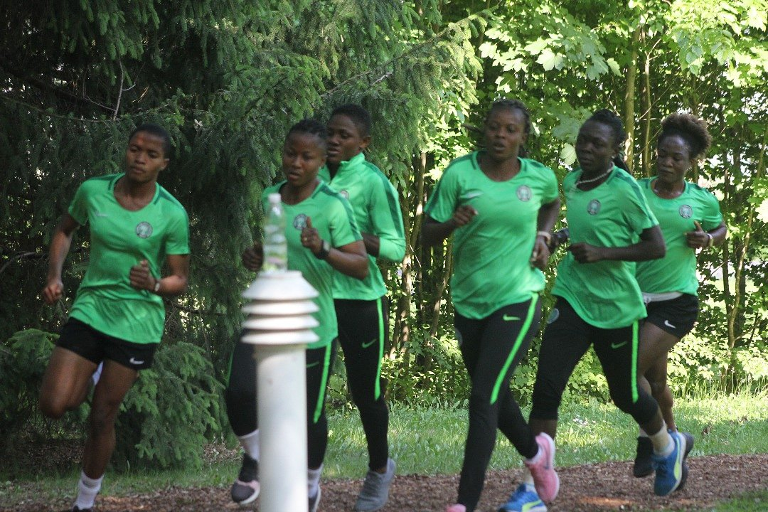 Super Falcons' Camp Reopens With 30 Domestic Players This Sunday In Abuja