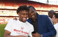 Kanu Slams Arsenal For 'Mistakenly' Selling Iwobi To Everton
