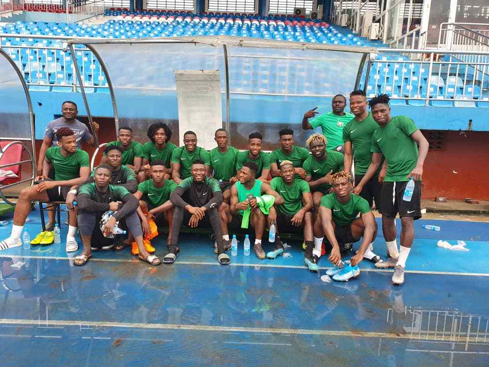 Kelechi Nwakali Targets Victory For Nigeria's Under-23 Team In Asaba