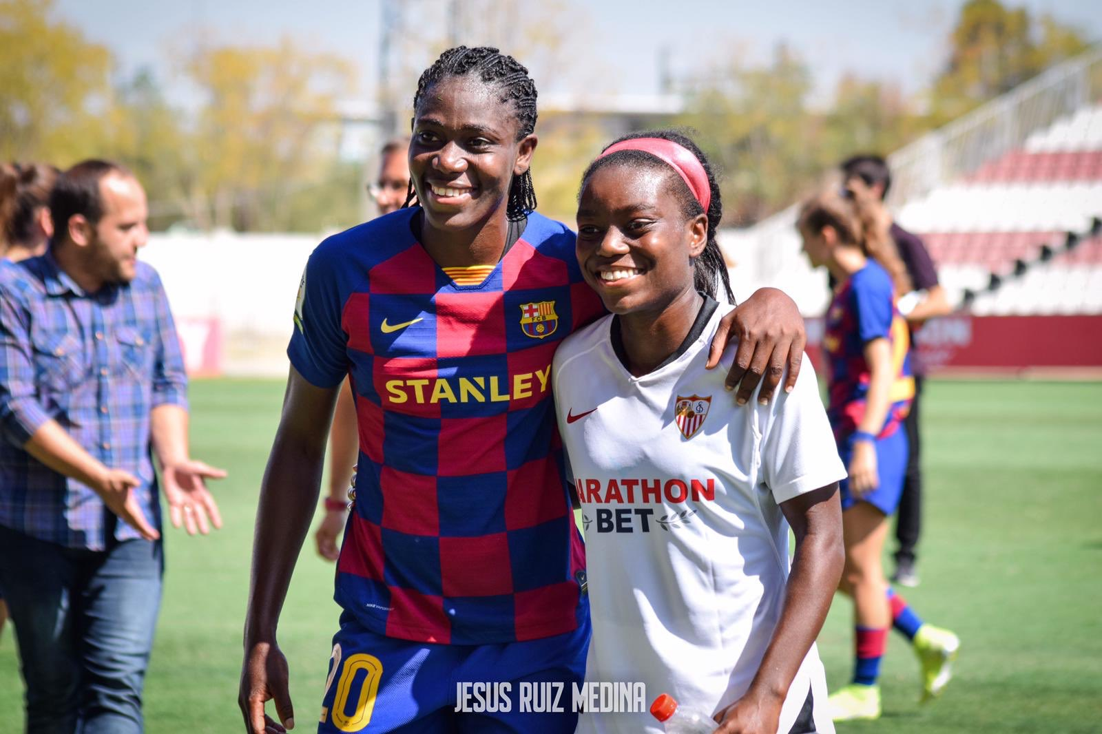 Toni Payne Excited To Extend Her Stay At Sevilla Of Spain