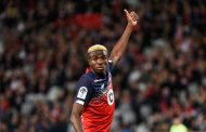 Osimhen Buoyed By Lofty Accolades, Ready For Nice, Chelsea Encounters
