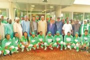Team Nigeria Again Settles For Second Place In Rabat, Morocco