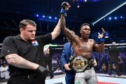 Israel Adesanya Destroys  Robert Whittaker To Become Undisputed UFC Middleweight Champ