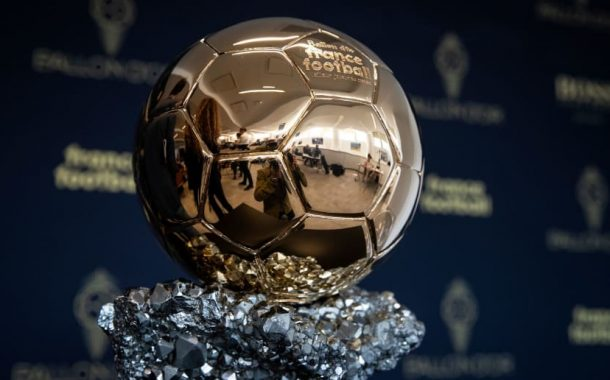 France Football Release Ballon d'Or Award Nominees