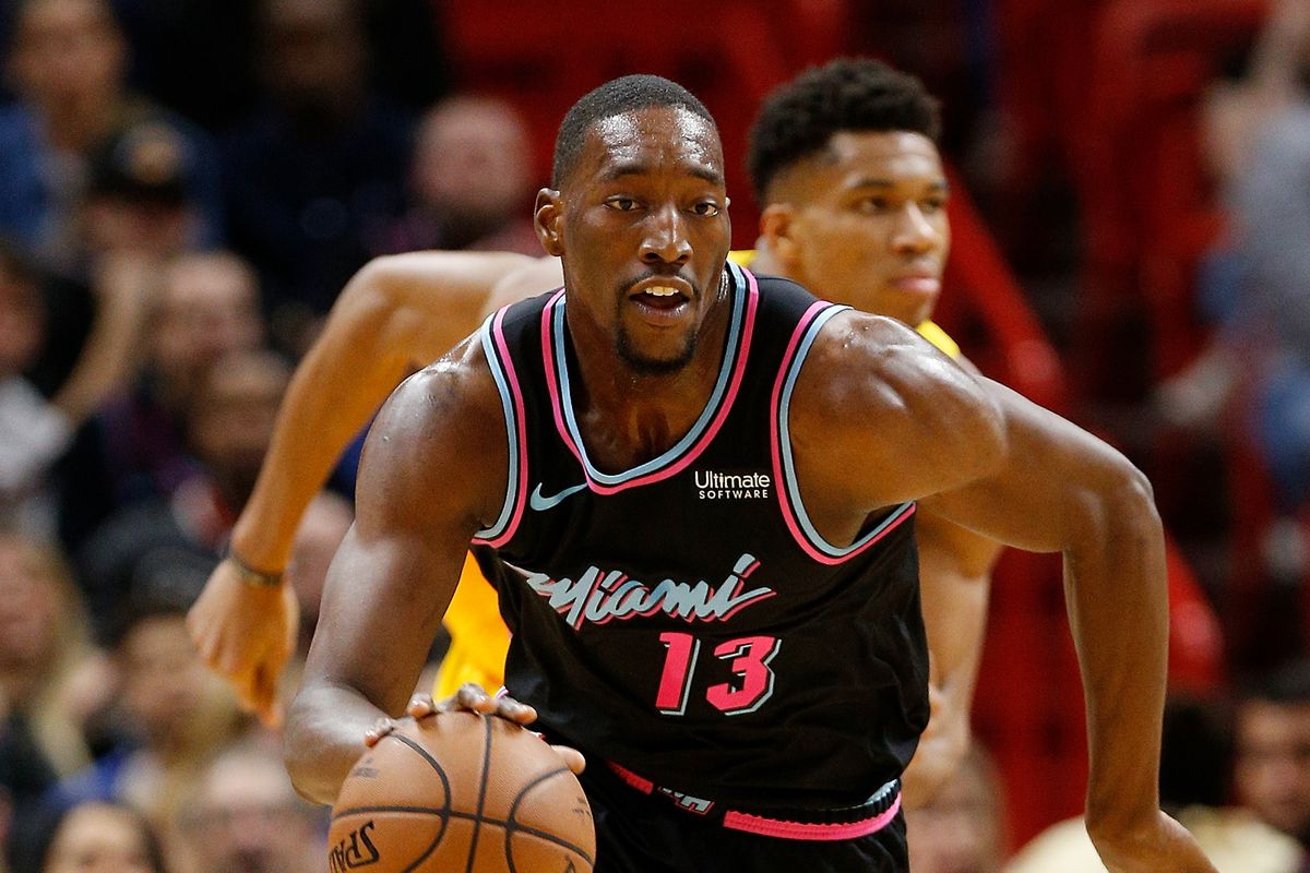 Bam Adebayo On Threshold Of 'Star Status' Breakthrough At Miami Heat