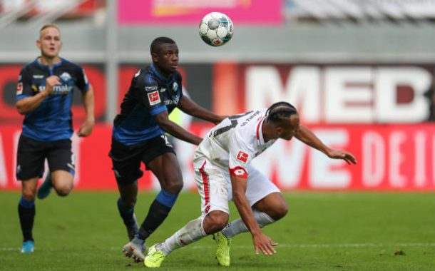 Jamilu Collins Apologizes For Costly Error, Missed Penalty In Bundesliga