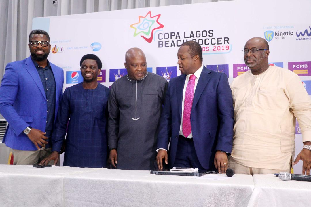 Copa Lagos Organisers Promise Intense, Exciting Matches Next Month