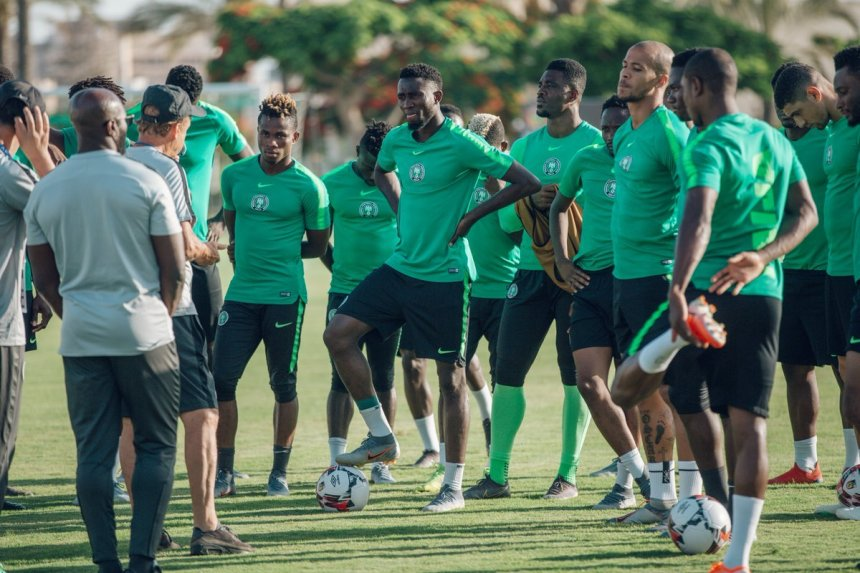Awaziem, Simon, Aribo Look Good To Start Sunday's Historic Game