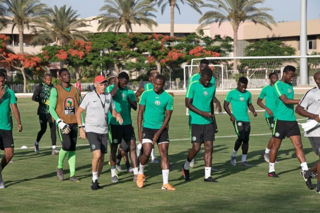 Eagles Should Give Good Account Of Themselves Against Brazil - Nwosu