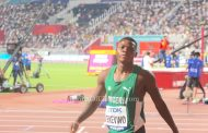 Ekevwo Admits Nervousness, Takes Consolation From IAAF Championship