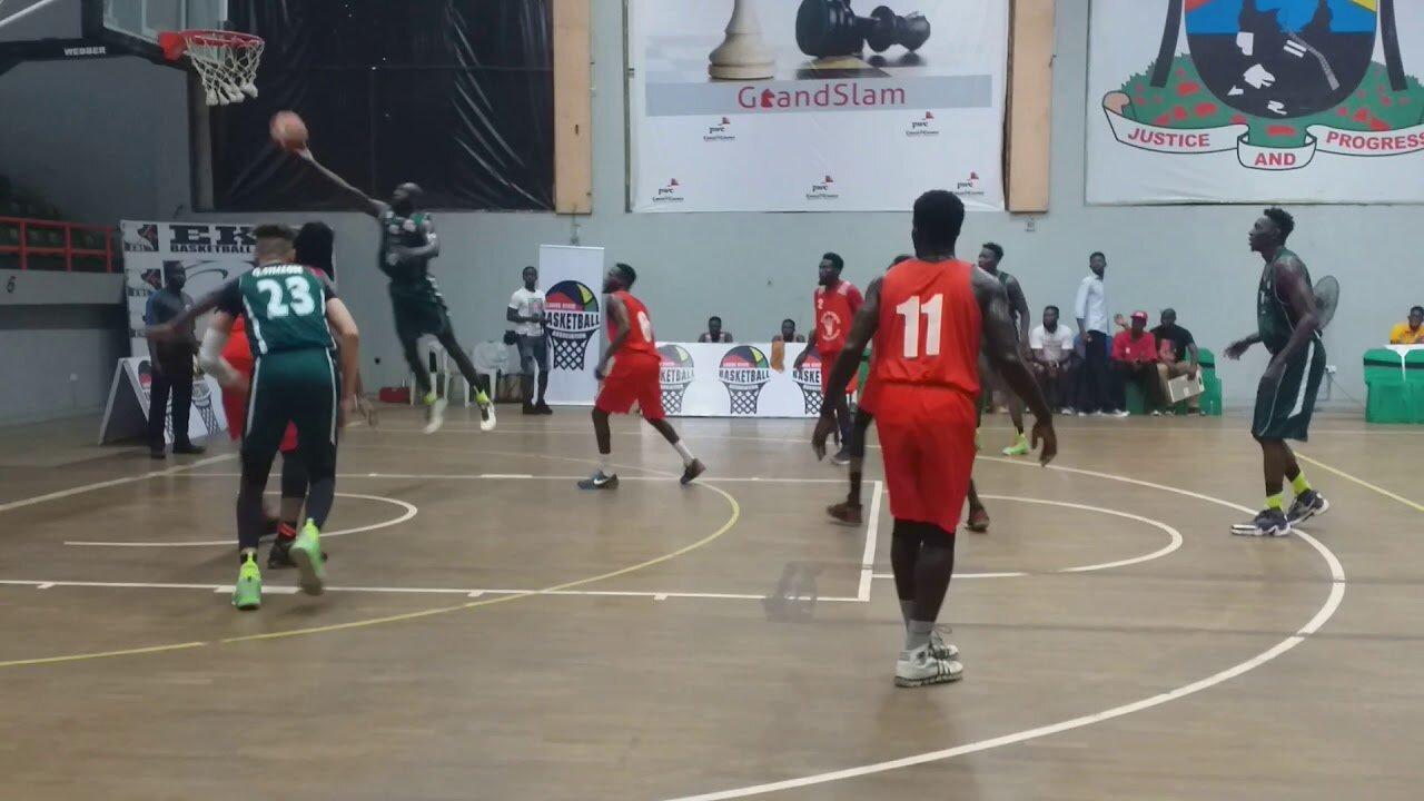 Eko Basketball League Hits Pulsating Climax On Sunday At Teslim Balogun