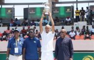 Franco-Nigerian Hemery Wins 2019 Lagos Tennis Open Men's Title