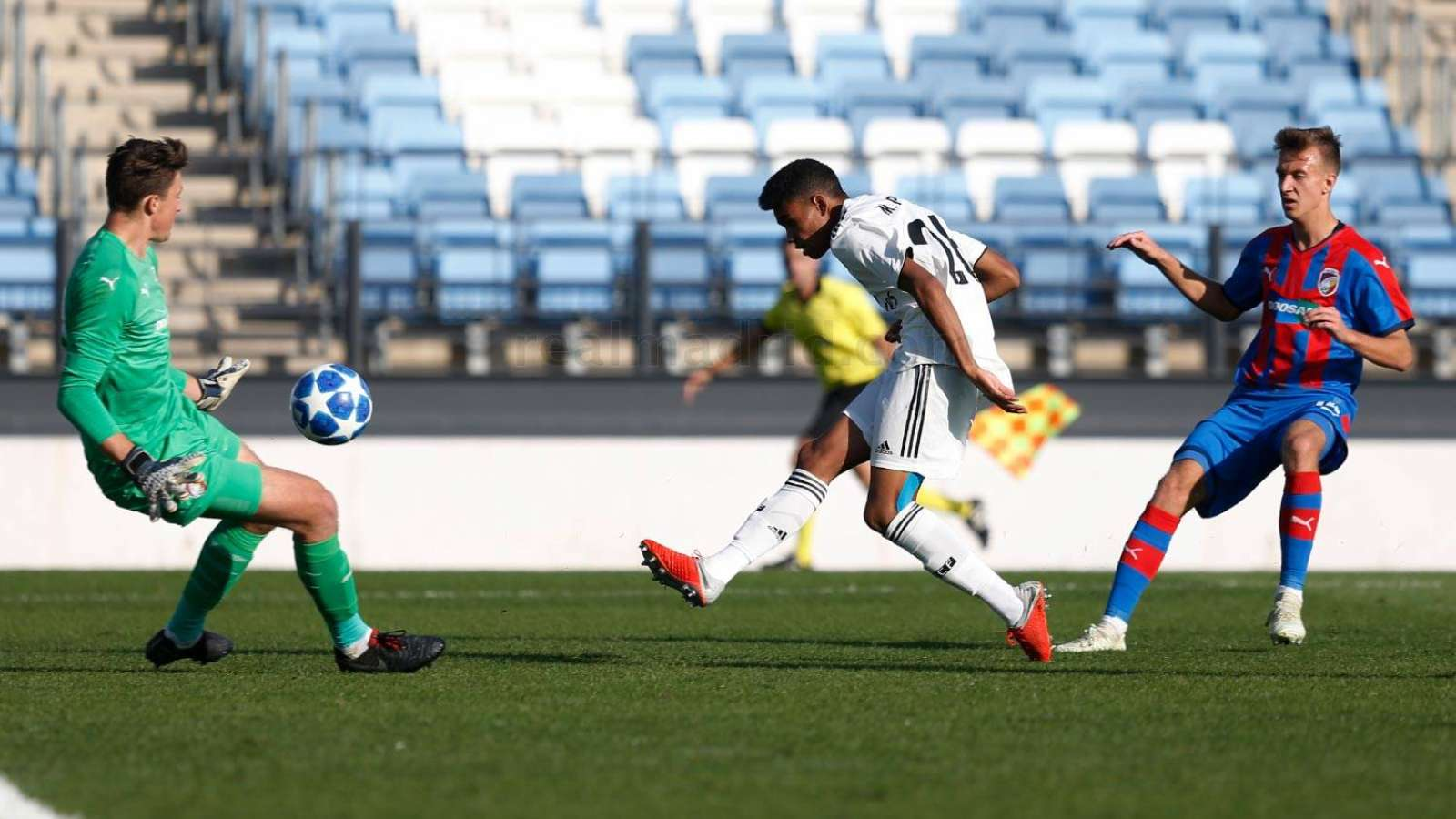 Akinlabi Seeks Revival, After Goal In Castilla's 2-1 Defeat By Racing Ferrol