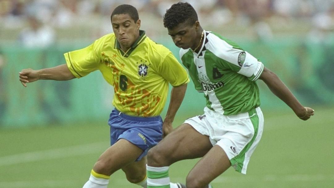 Nigeria Flaunt U23, U17 Team Victories Over Brazil To Win Sunday's Friendly