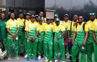 Nigeria's Cricket Team Battle Oman At World T20 Qualifiers In UAE