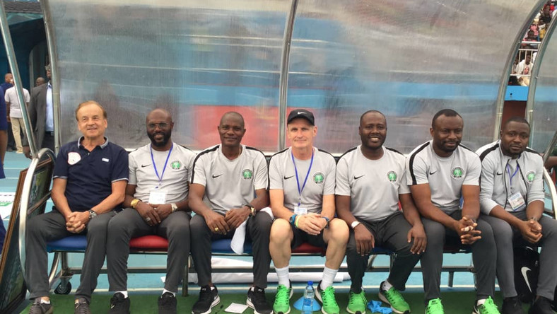 Nigeria's National Team Officials, Backroom Staff Eventually Get Visas