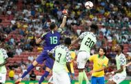 Okoye Reveals Deep Admiration For Brazil Goalkeeping Legend, Dida