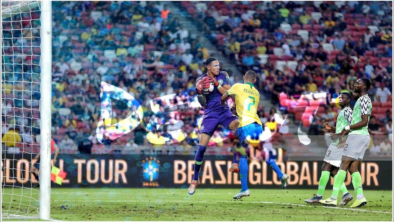 Okoye, Bonaventure, Olayinka Get Very Encouraging Verdicts From Rohr