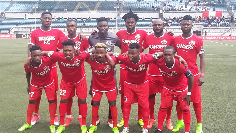 Confederation Cup: Rangers, Enyimba Know Group Opponents Today