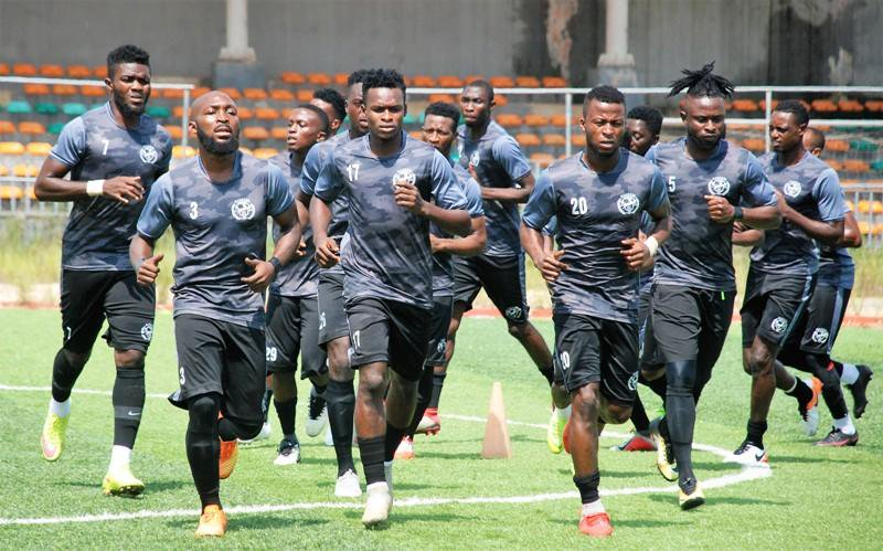 Enugu Rangers Will End Recent Jinx From Togo Against Nigeria - George