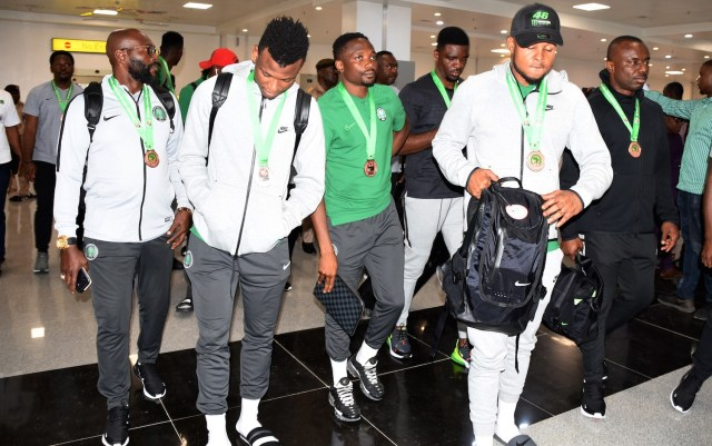Super Eagles Set To Commence Full Training On Thursday In Singapore