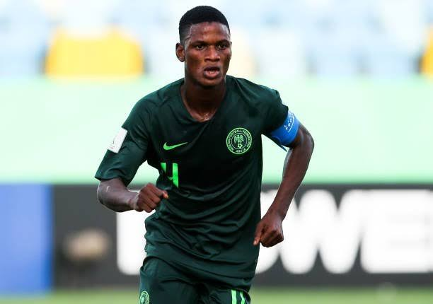 Eaglets' Skipper Attracts Transfer Links With Madrid, Ajax, Anderlecht