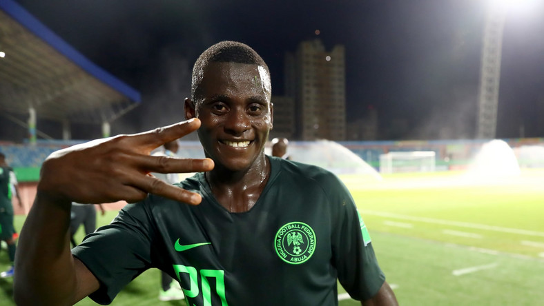 Eaglets' Hat-trick Hero Among FIFA U-17 World Cup Best Goal Nominees