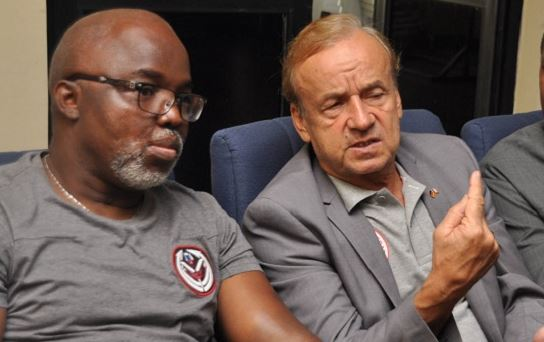 NFF Face Decision Countdown Over Eagles' Coach's Contract Extension