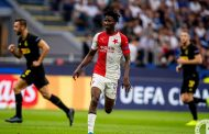 Olayinka Leads Nigerian Interest In Tuesday's UEFA Champions League