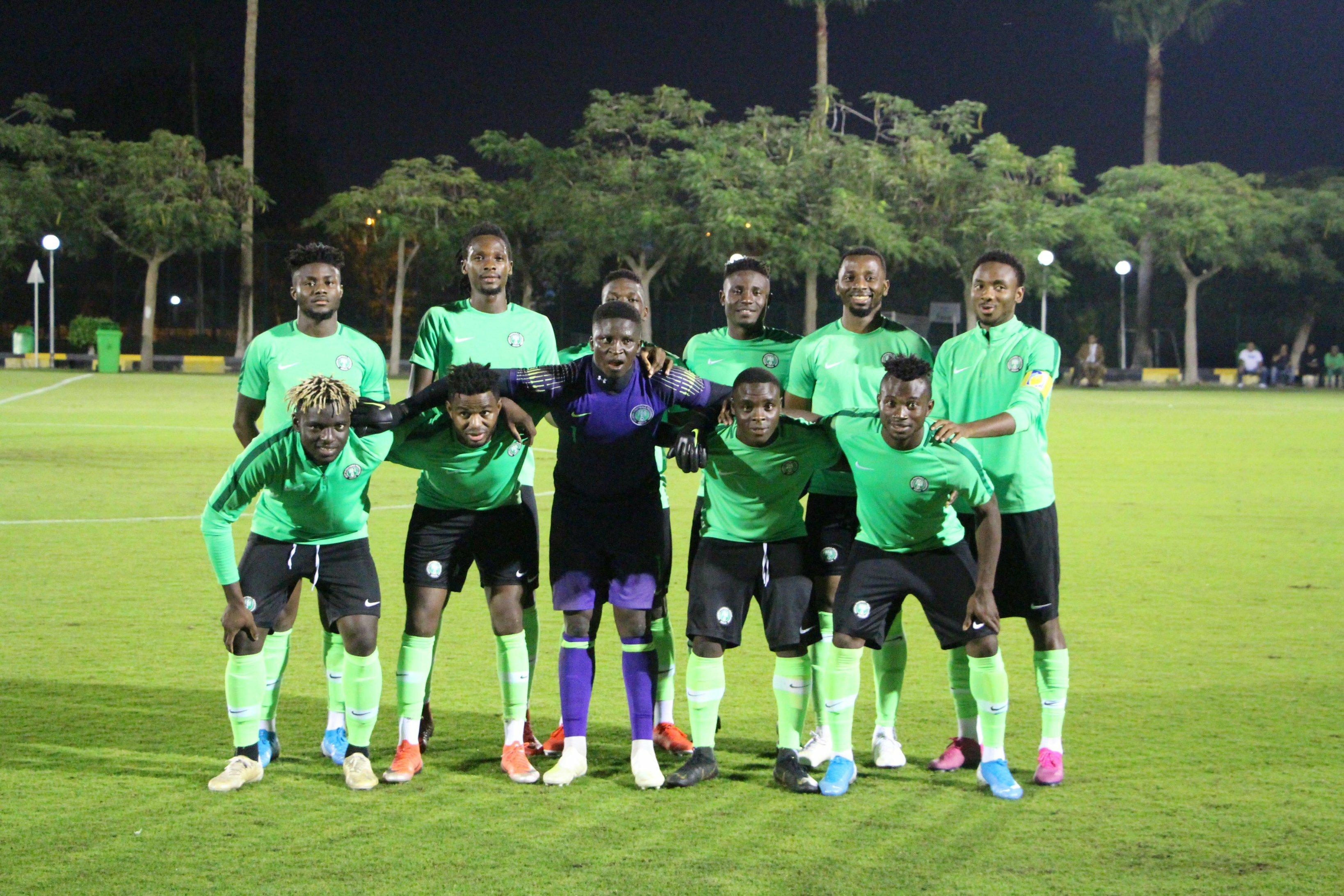 Amapakabo Get Okechukwu, Awoniyi Boost For Zambia