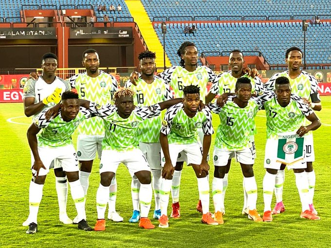 Olympic Eagles' Failure To Get Tokyo 2020 Ticket Leaves Pinnick In Shock