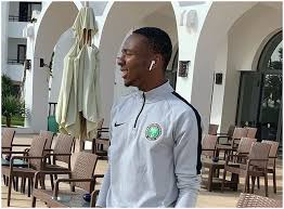 Olympic Eagles Will Play Collectively Together, With One Mind - Nwakali