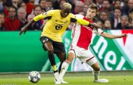 Osimhen Seeks Resurgence For Lille In Ligue 1 Game Against Dijon