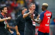 Osimhen Gets Link With Tottenham Through Lille's Former Coaches