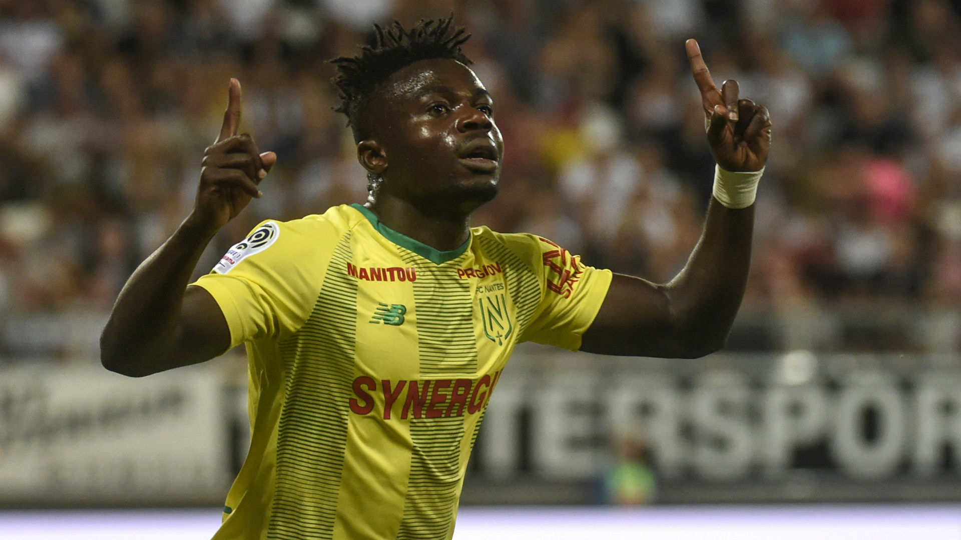 Simon Cherishes 'Amazing' Start In France, Seeks Goals With Super Eagles