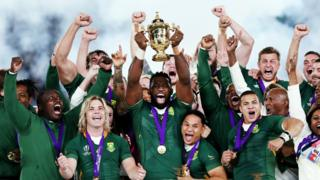 South Africa Clinch Third Rugby World Cup Title, After Silencing England