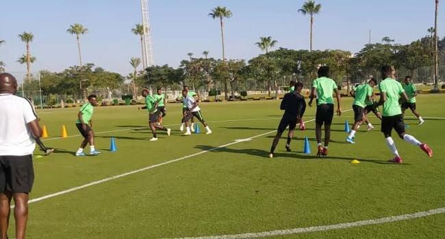 Afcon U23: Nigeria Olympic Dream Fades