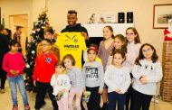 Chukwueze Happy To Put Smiles On Children's Faces At Christmas