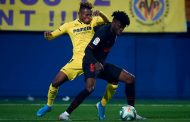 Chukwueze Denied Goal Against Atletico Madrid By Oblak's Super Save