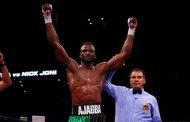 Ajagba Survives Early Scare To Knock Georgia's Kiladze Out In Round 5