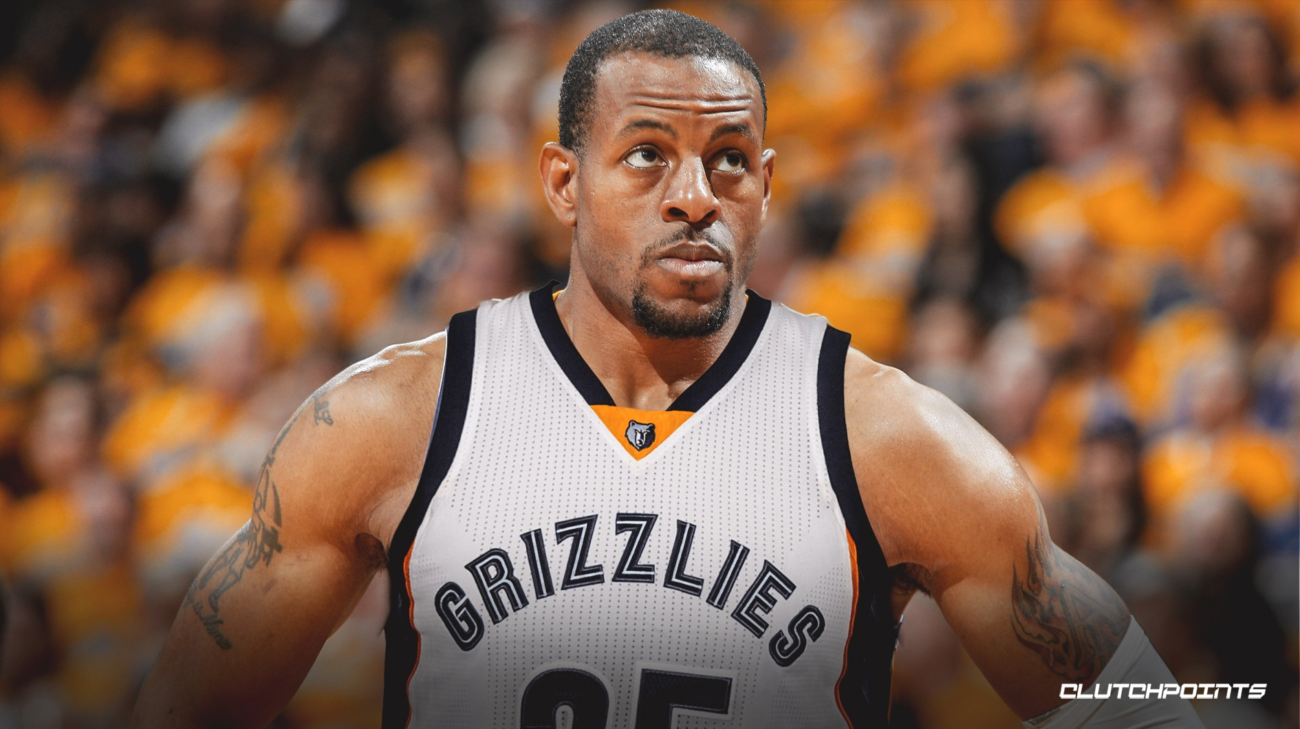 Iguodala's Exit From Memphis Grizzlies Still On Hold, Anxiety Rises High