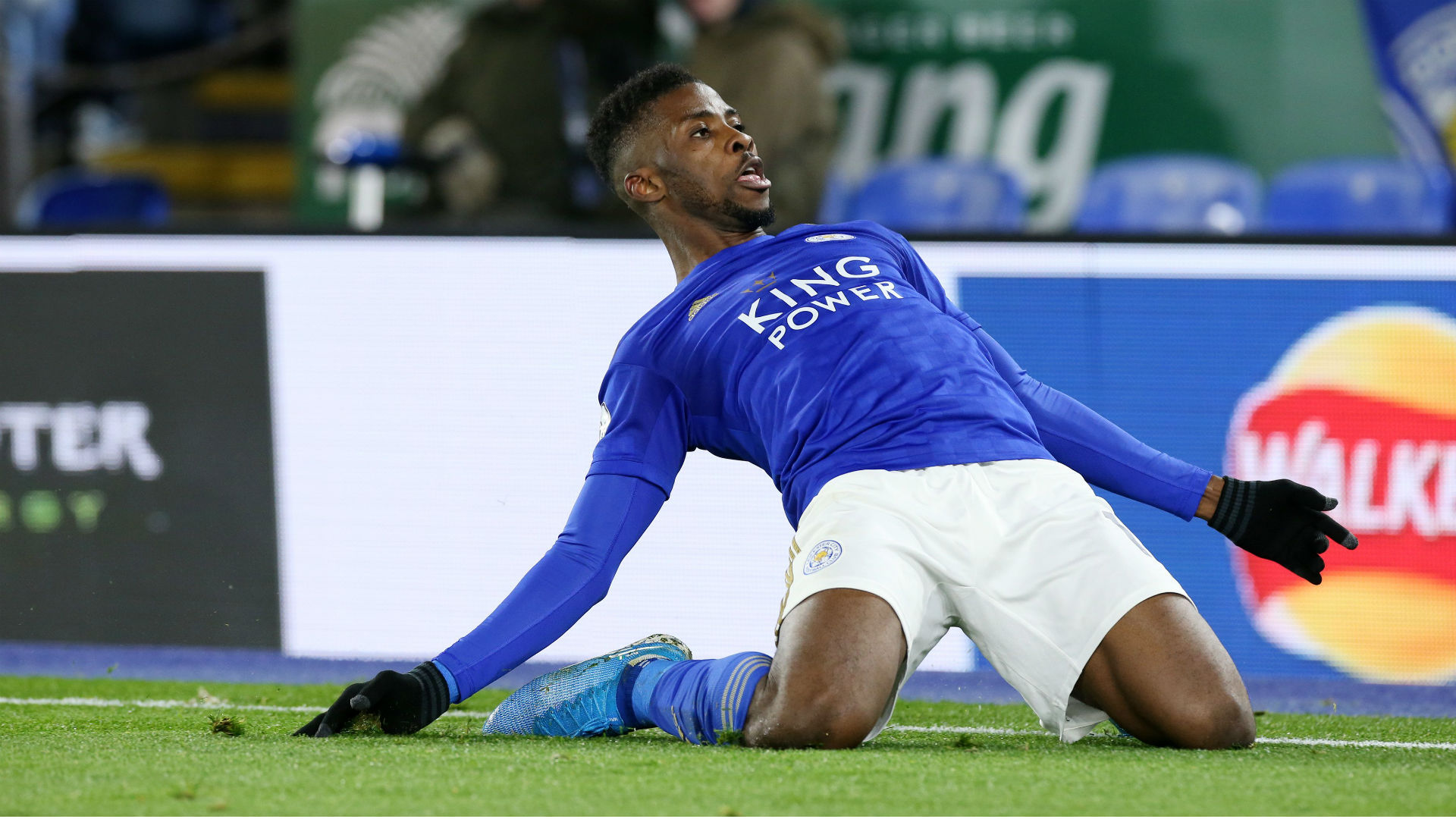 Iheanacho Downplays Playing Back-up Role, Still Happy At Leicester City